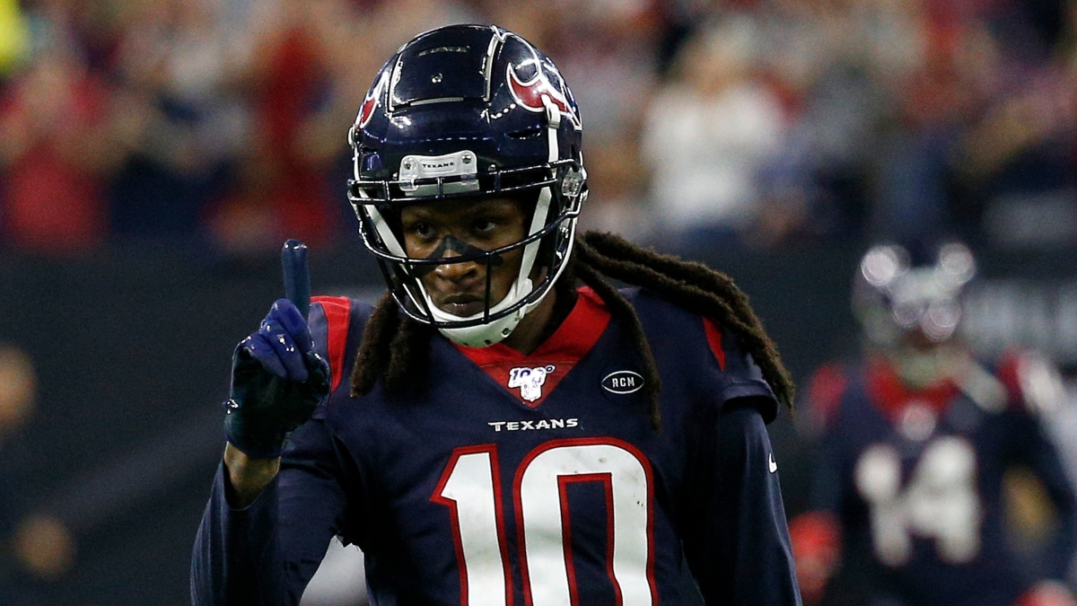 Divisional Round Fantasy Football PPR Rankings: WR article feature image