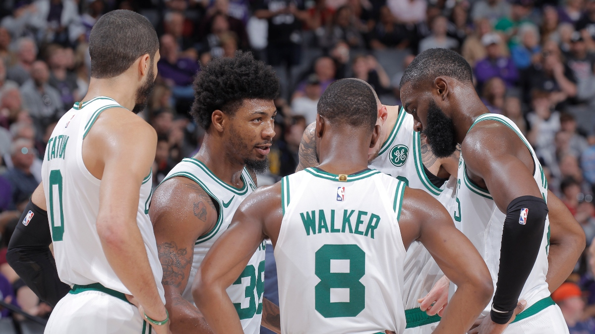 Sunday's Projected NBA Starting Lineups & Injury News article feature image
