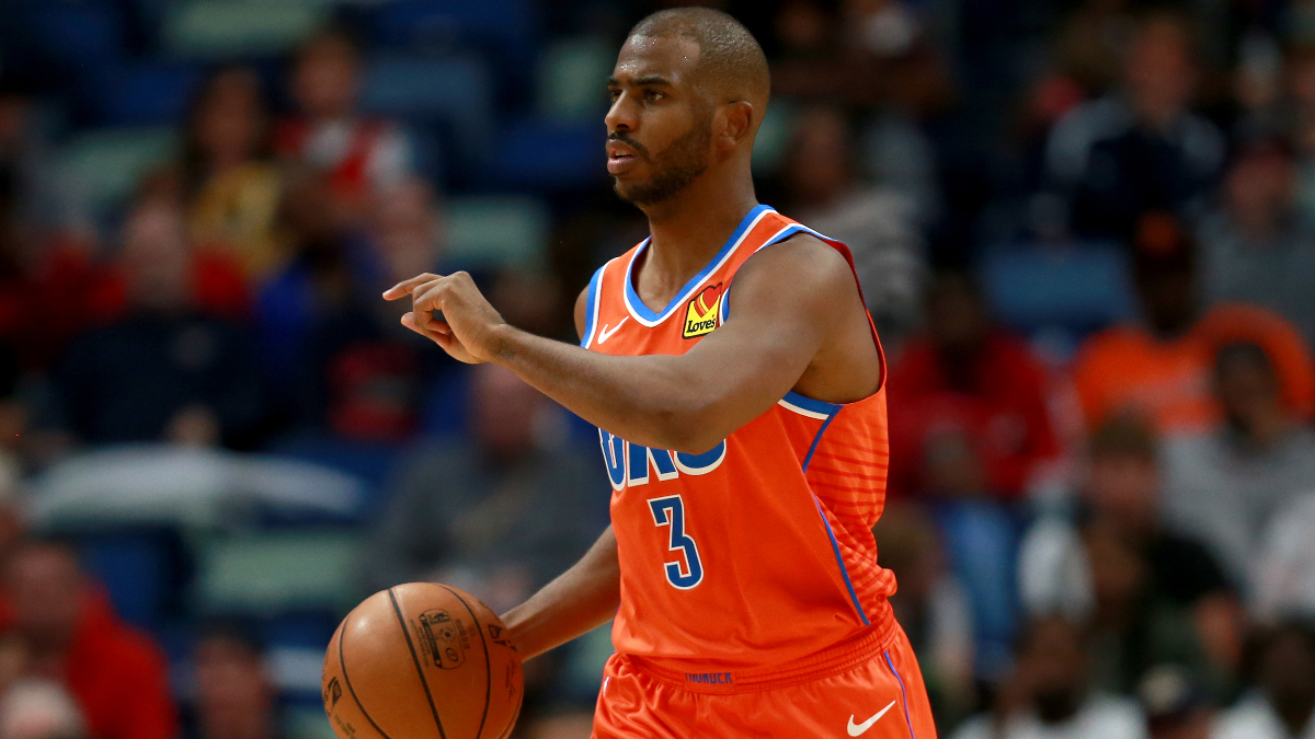 Saturday's Best NBA Player Props: Is Chris Paul Overvalued as a Scorer? article feature image