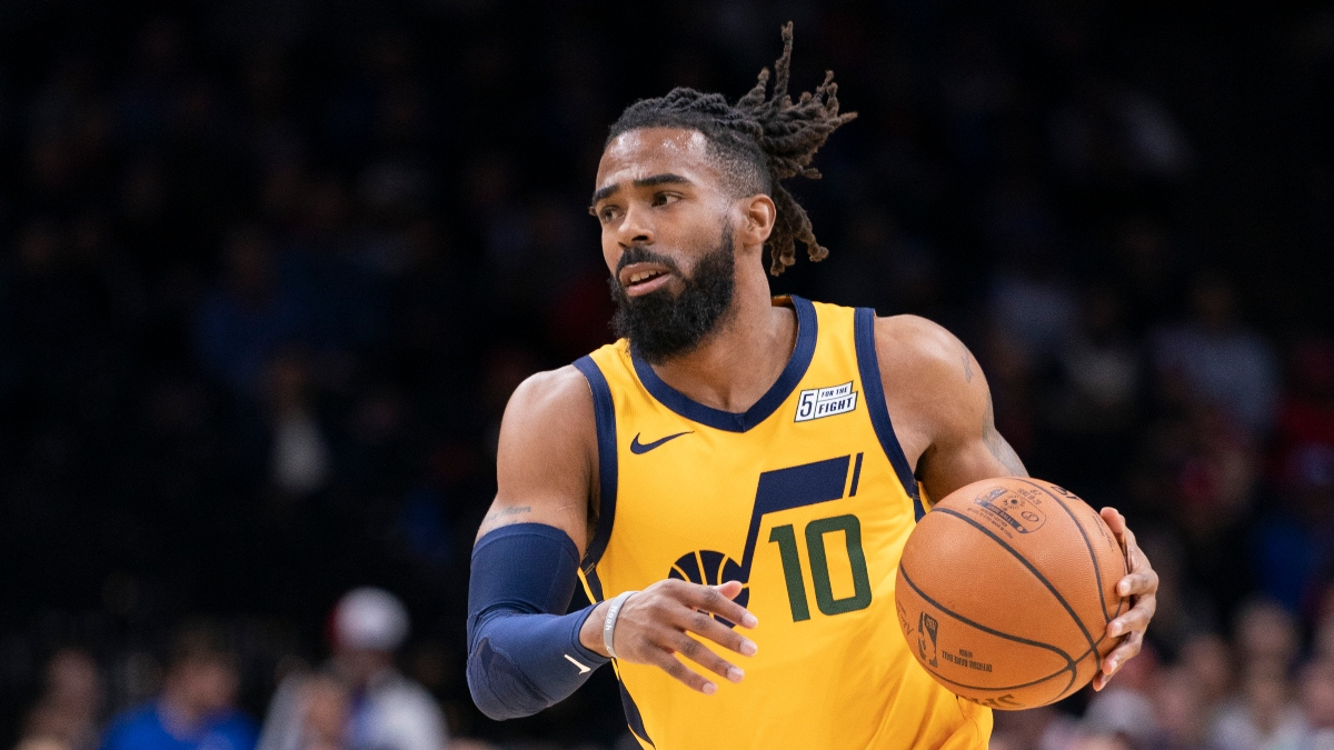 NBA Injury News & Projected Starting Lineups: Latest on Porzingis, Conley, More (Friday, Aug. 21) article feature image