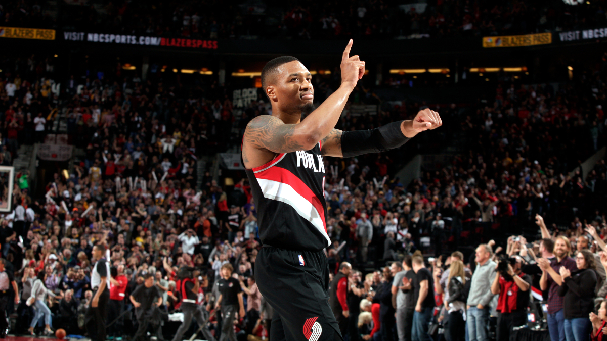 Wednesday's Best NBA Player Props & Betting Picks (Jan. 29): Time to Sell High on Dame? article feature image
