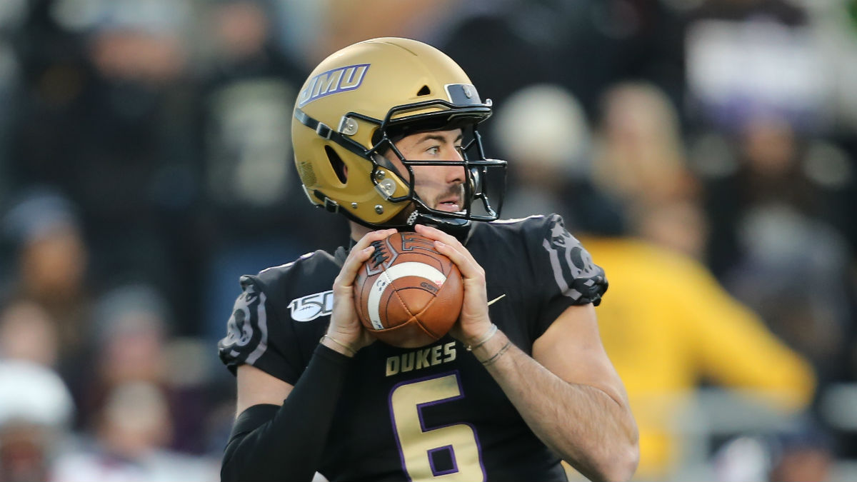 James Madison vs. North Dakota State Odds, Pick, Betting Prediction: Tail FCS Title Game Line Moves? article feature image