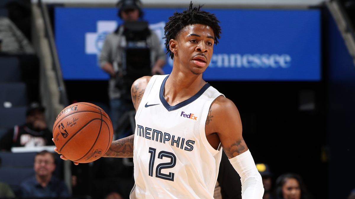 NBA Rookie of the Year Betting Odds & Picks: Zion Williamson vs. Ja Morant vs. The Field article feature image