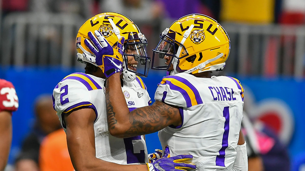 Clemson vs. LSU Picks & Betting Predictions: 4 Best Bets for the 2020 National Championship Game article feature image