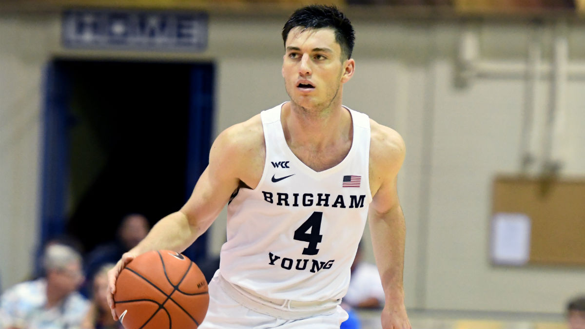 Thursday College Basketball Odds & Picks: Campbell at Hampton, BYU at Pacific article feature image