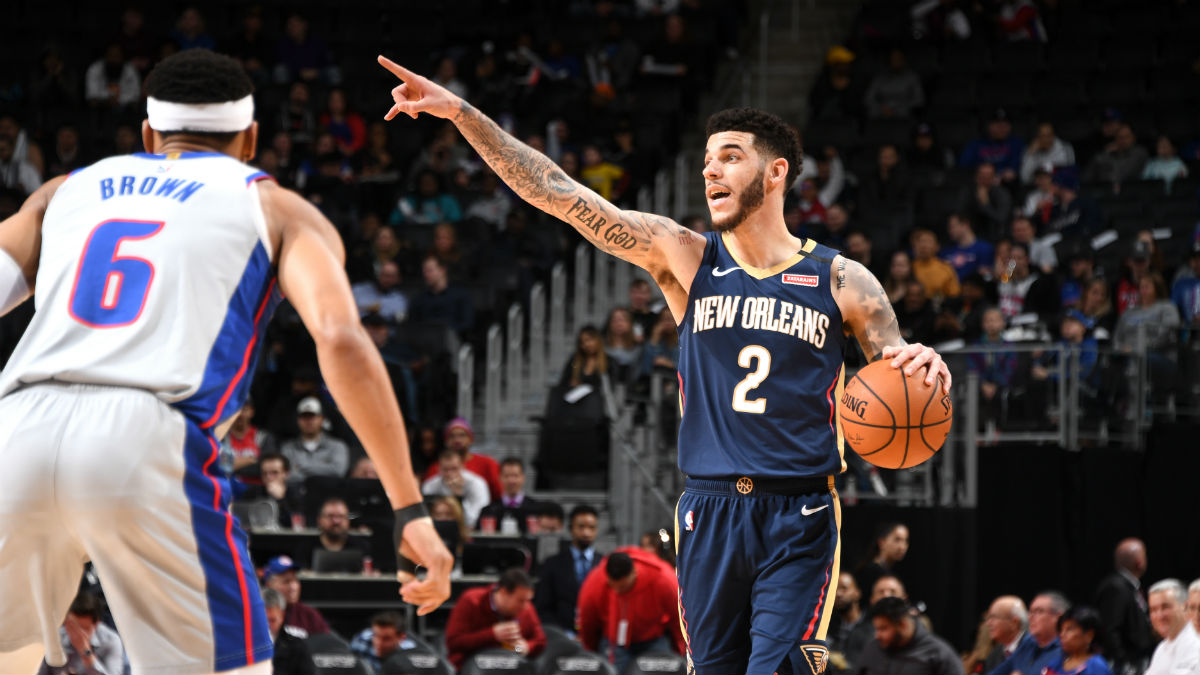 NBA Betting Odds, Picks and Predictions: Pelicans vs. Kings (Tuesday, August 11) article feature image