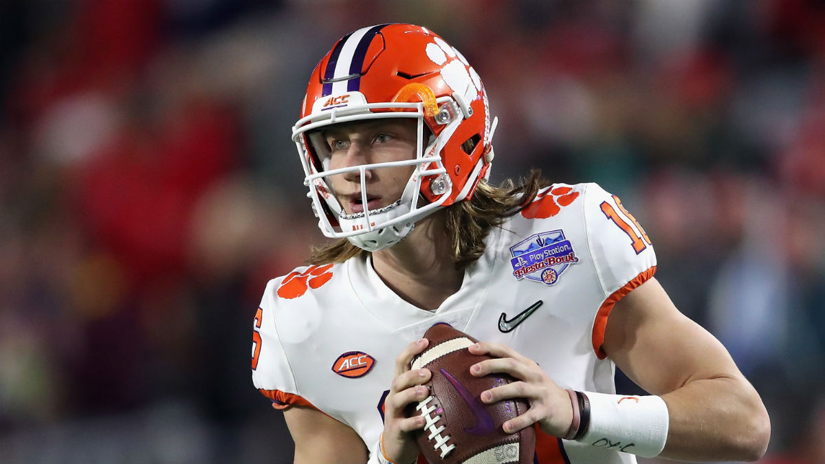 Wilson: My Complete Betting Breakdown & Picks for Clemson-LSU in the National Championship Game article feature image