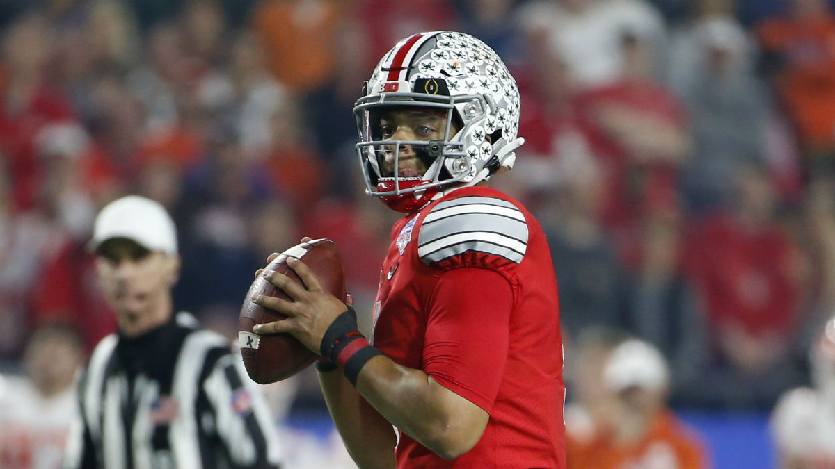 2021 College Football National Championship Odds: Ohio State, Clemson Lead the Way article feature image