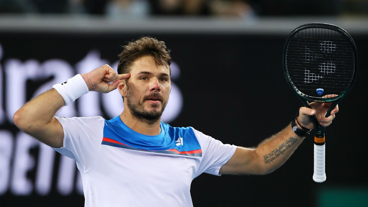 2020 Australian Open ATP Day 6 Betting Picks & Odds: Back Wawrinka to Defeat Isner? article feature image