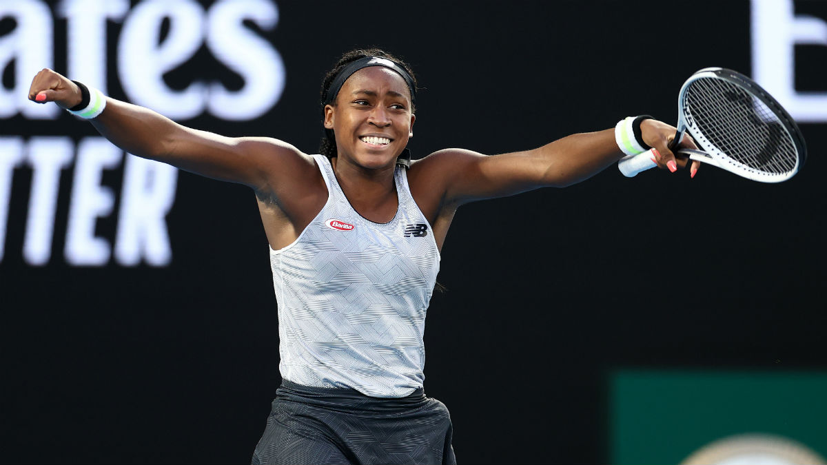 Saturday Australian Open WTA Betting Odds & Picks: Time to Fade Coco? article feature image