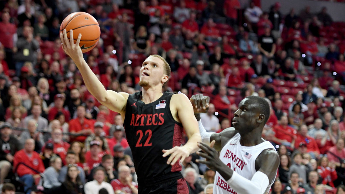 College Basketball Betting Breakdown, Odds, Picks: 'Trap Line' Myths, Dreamstyle Arena, More article feature image