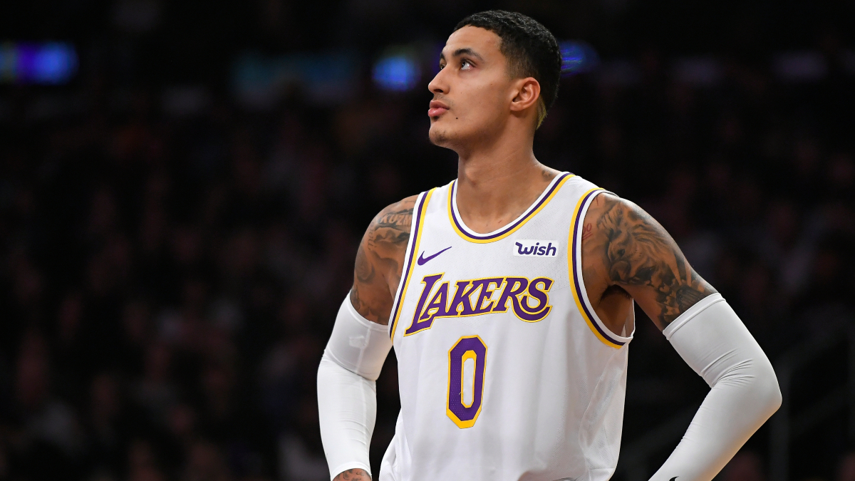 Wednesday's 3 Best NBA Player Props: Buy Low on Kyle Kuzma article feature image
