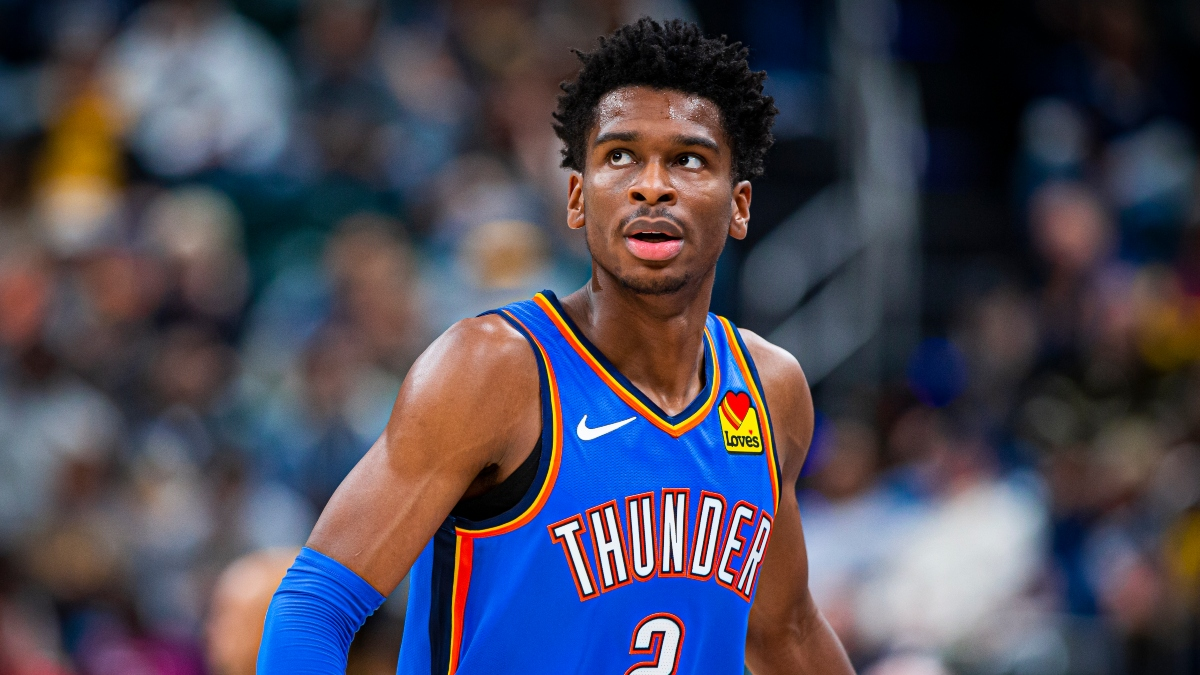 NBA Predictions, Picks & Betting Odds (Monday, Jan. 13): Expect Thunder Bounceback After Lakers Blowout? article feature image