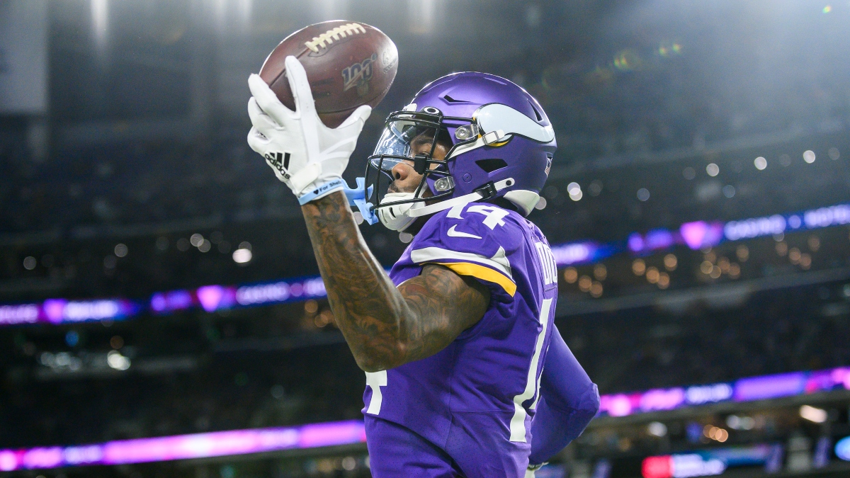 Divisional Round Fantasy Football Half PPR Rankings: WR article feature image
