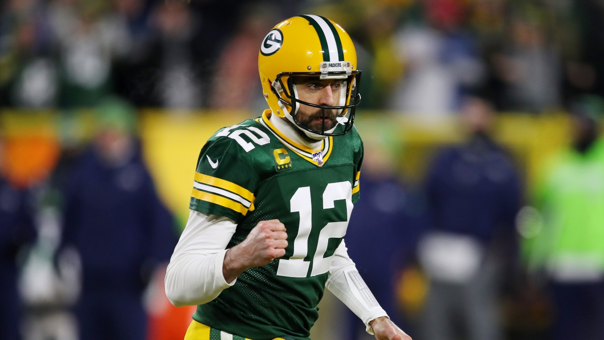 Thursday Night Football Odds & Promo: Bet $5, Win $100 if the Packers Cover +50! article feature image