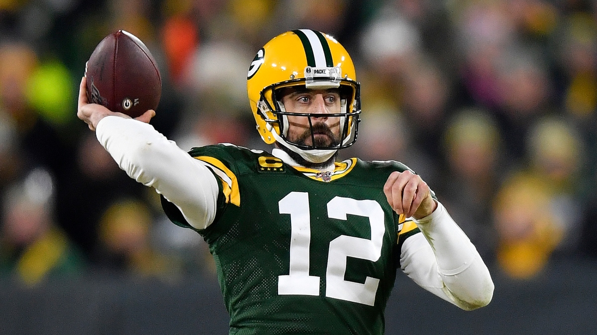 Falcons vs. Packers Promo: Bet $20, Win $88 if Aaron Rodgers Throws for at Least 8 Yards article feature image