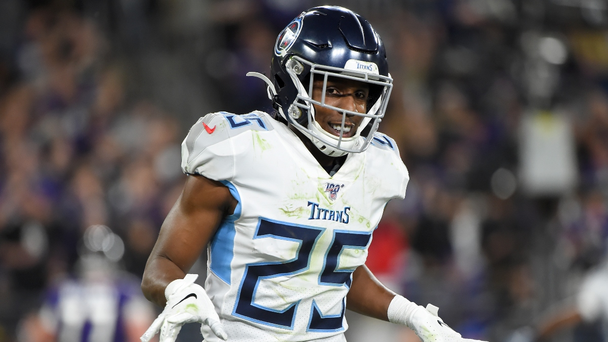 Grading Conference Championship WR/CB Matchups: Just How Good Is the Titans Secondary? article feature image