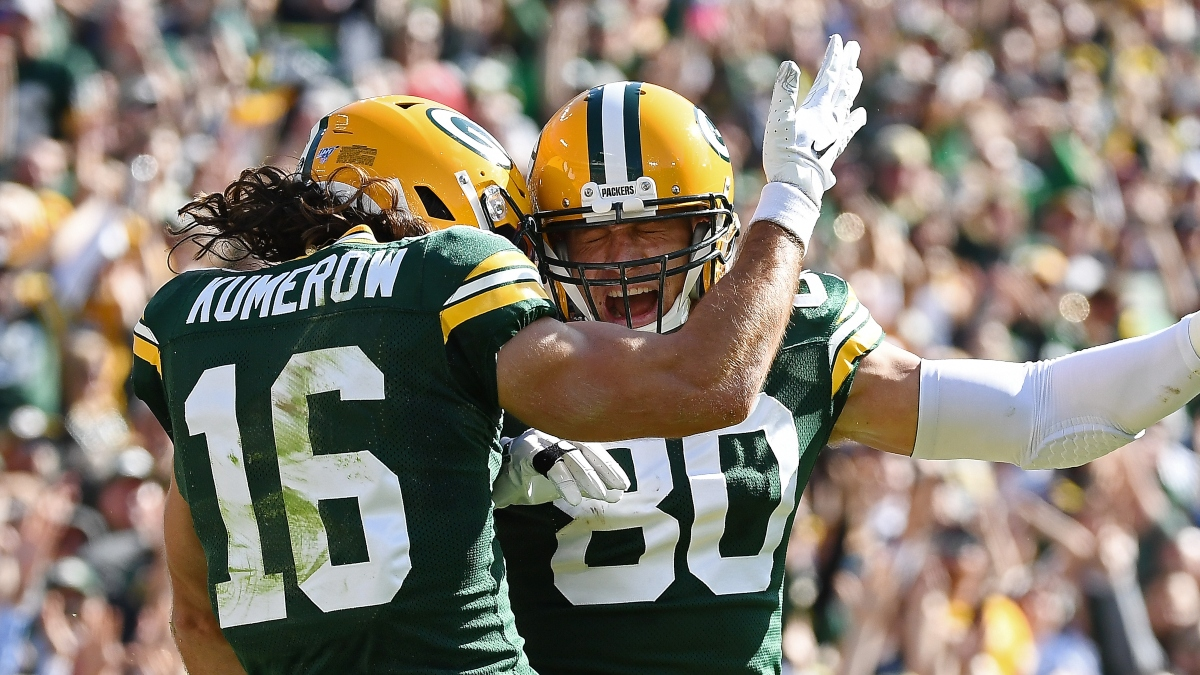 Koerner's Packers vs. 49ers Prop Picks for the NFC Championship Game article feature image