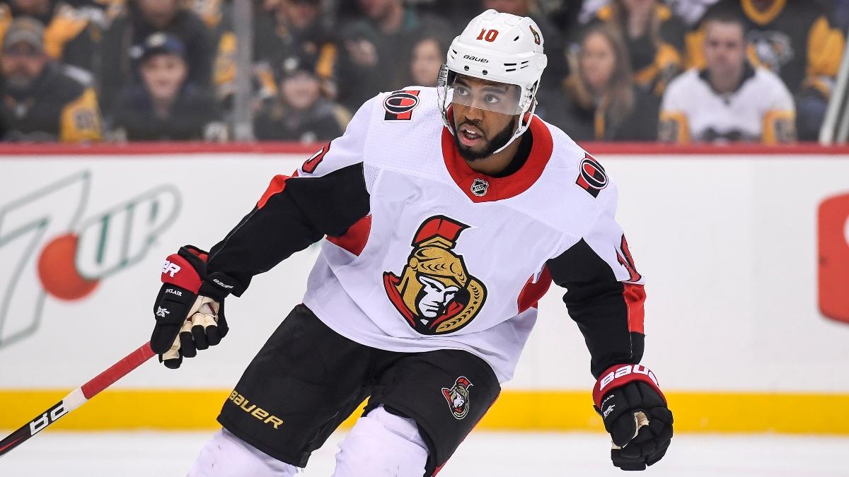NHL Odds & Picks (Thursday, Jan. 2): How to Bet Panthers vs. Senators, Blue Jackets vs. Bruins article feature image