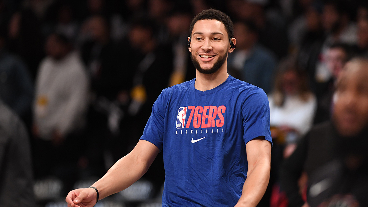 Bet 76ers +76 vs. Lakers on Saturday Night at DraftKings article feature image