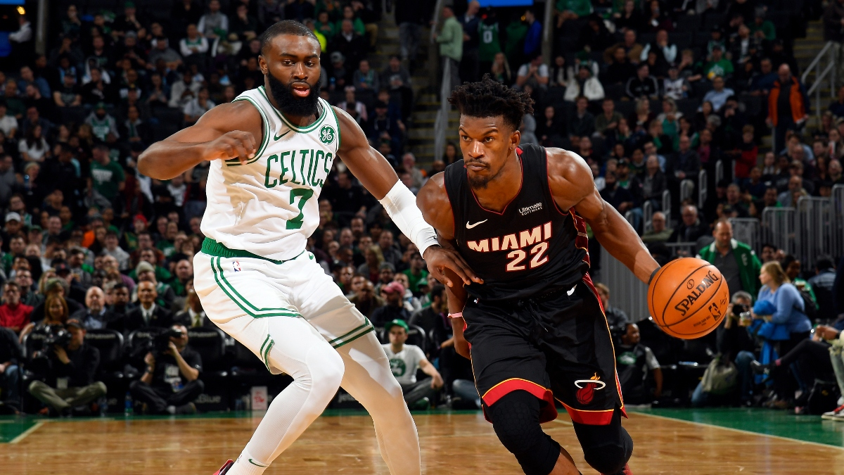 NBA Sharp Betting Picks (Jan. 28): Celtics vs. Heat Among 3 Games Drawing Pro Action Tuesday article feature image