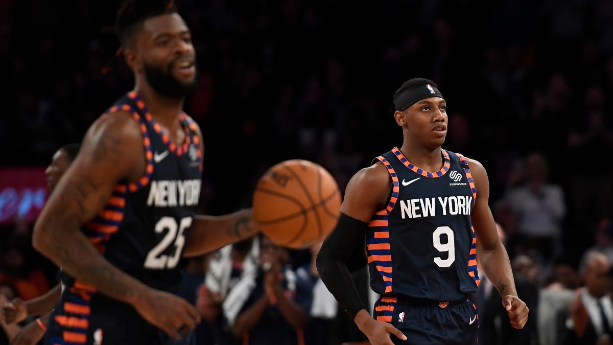 NBA Expert Betting Picks (Tuesday, Jan. 14): Best Bets for Jazz vs. Nets, Knicks vs. Bucks article feature image