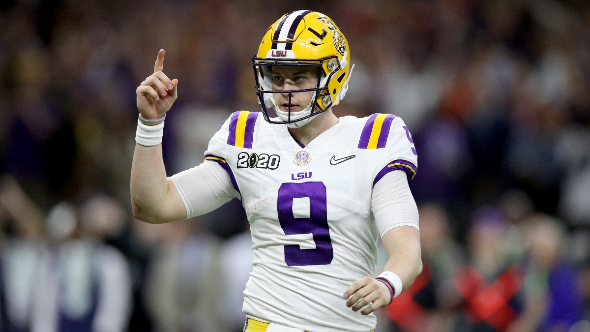 Rovell: Bettor Loses $660K on Clemson, Public Wins Big on LSU article feature image
