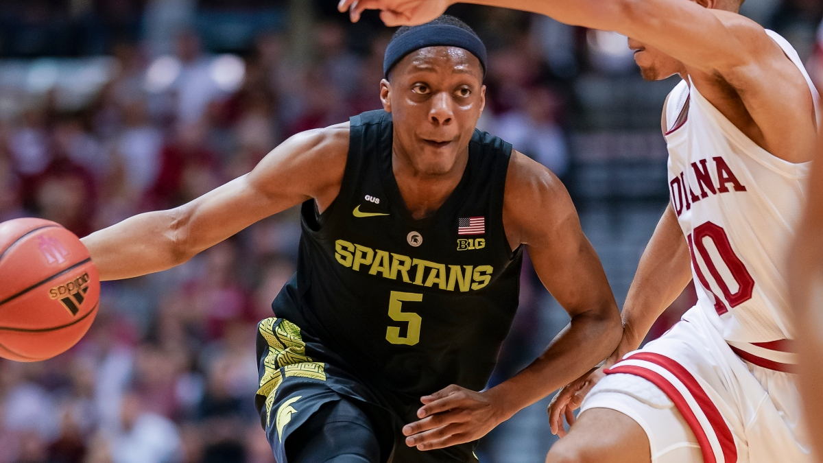 Michigan State vs. Indiana Sharp Betting Pick: Big Bets, Pro Action Shaping Spread article feature image