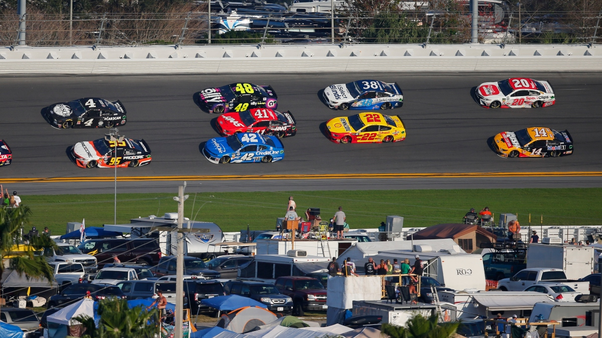 2020 Daytona 500 Pick: The 140-1 NASCAR Longshot to Bet Right Now article feature image
