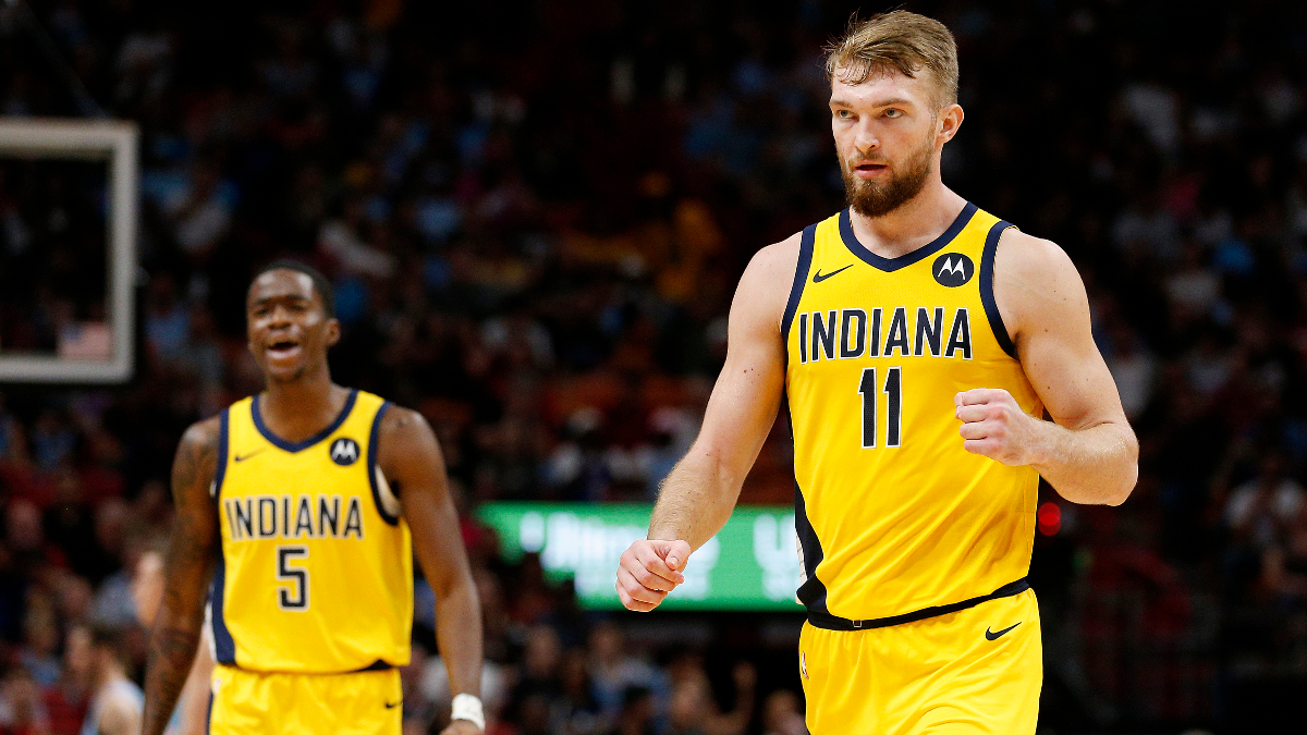 Pacers vs. Raptors Odds, Picks & Betting Predictions: How Sharps Are Betting the Spread and Total article feature image