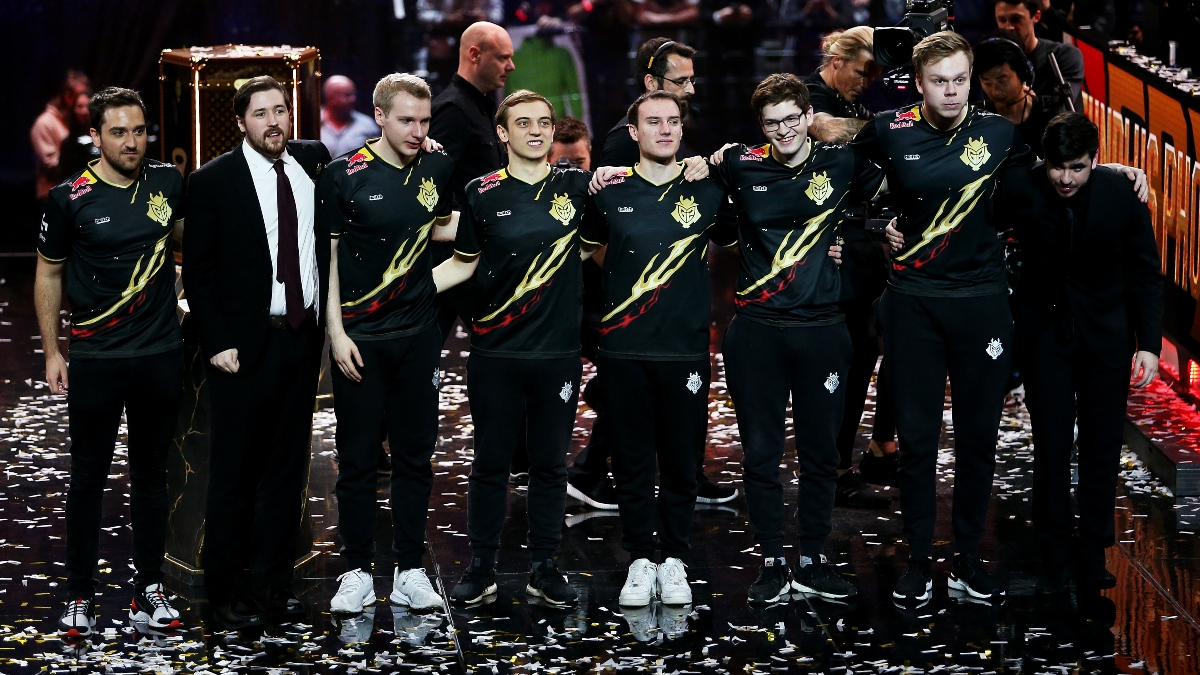 2020 League of Legends Spring Season Betting Guide: 5 Esports Futures with Value article feature image