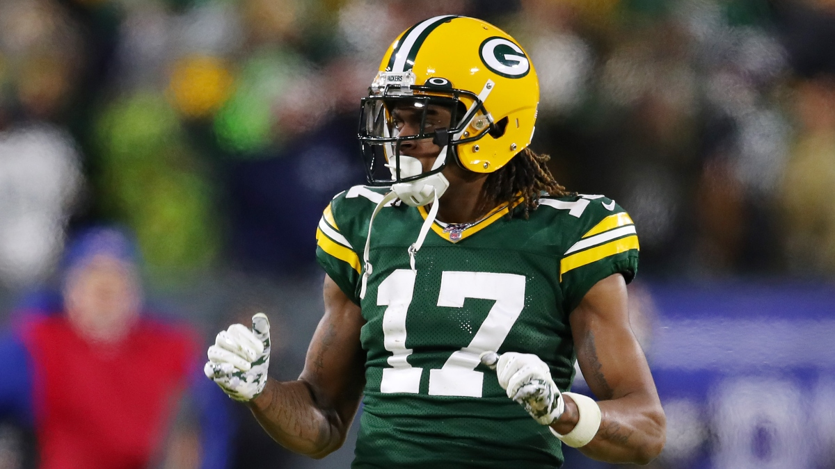Conference Championships Fantasy Football PPR Rankings: WR article feature image