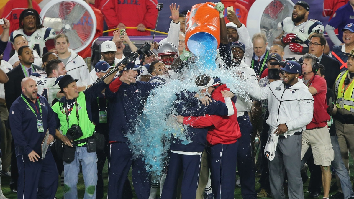 Rovell: Rejoice Indiana, You Can Now Legally Bet on the Gatorade Color Prop for Super Bowl LIV article feature image
