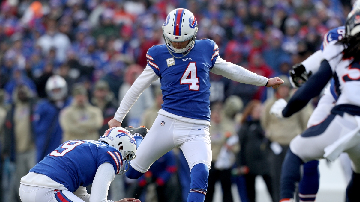 Bills vs. Texans Betting Tip: Should You Buy a Half Point to +3? article feature image