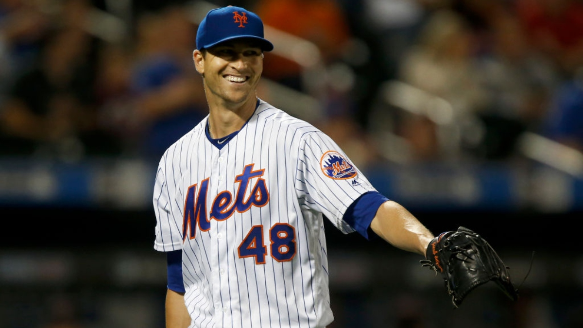 2020 MLB National League Cy Young Odds: Can deGrom Make It a 3-Peat? article feature image