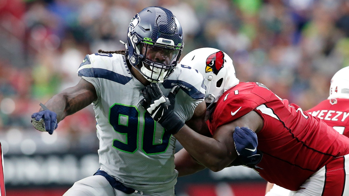 Seahawks vs. Packers Injury Report: Jadeveon Clowney Is Good to Go article feature image