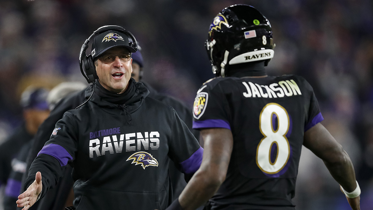 NFL Betting Picks for Divisional Round: Titans-Ravens, Vikings-49ers, Seahawks-Packers & Texans-Chiefs article feature image