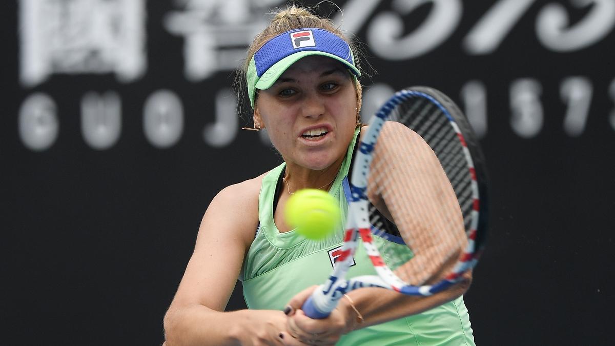 Australian Open Day 5 WTA Betting Odds & Picks: How to Bet Kenin vs. Zhang article feature image