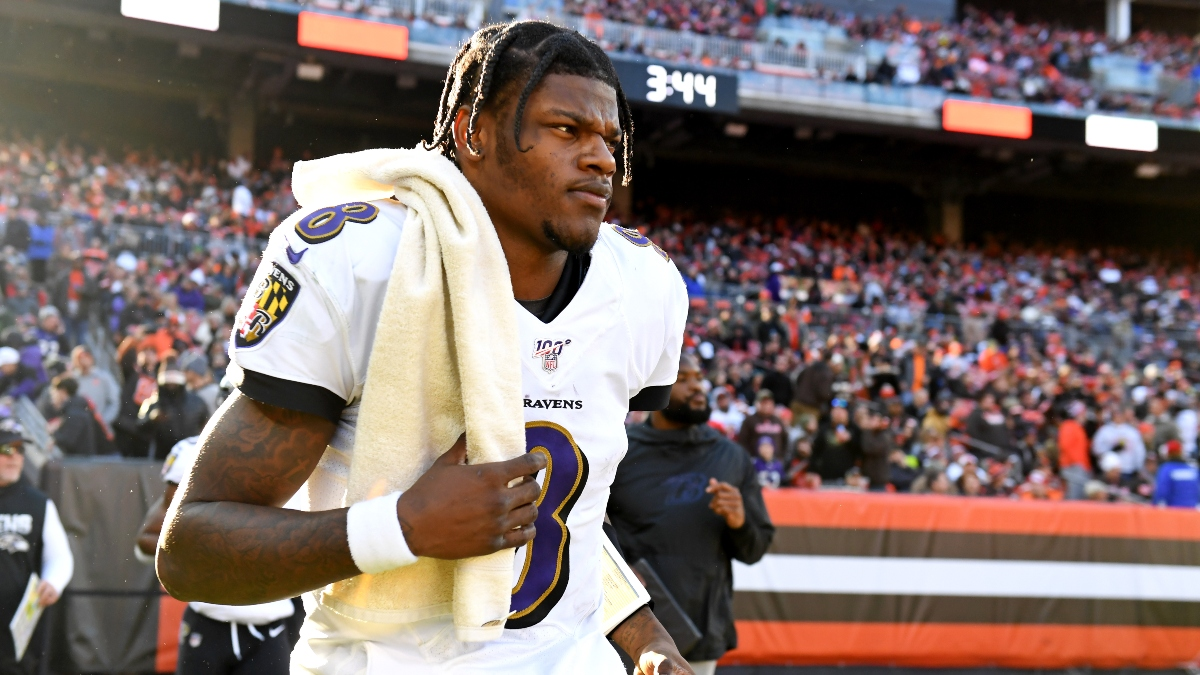 Updated Super Bowl Odds: Ravens, 49ers, Chiefs Among Favorites Entering Divisional Round article feature image