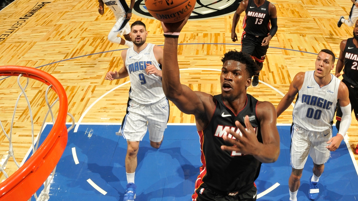 NBA Sharp Betting Picks (Jan. 3): Pro Action Hitting Heat vs. Magic, Hawks vs. Celtics article feature image
