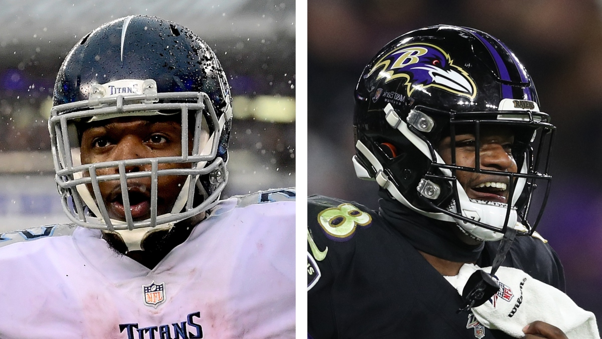 Updated Titans vs. Ravens Betting Odds: Spread, Line & Over/Under for This NFL Divisional Round Matchup article feature image