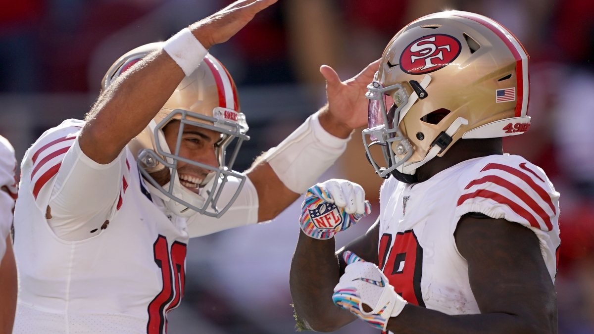 Koerner's Packers vs. 49ers Live Betting Strategy article feature image