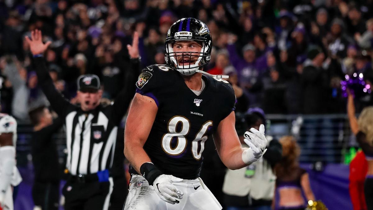 Freedman's Favorite Player Props & Picks for Titans-Ravens article feature image