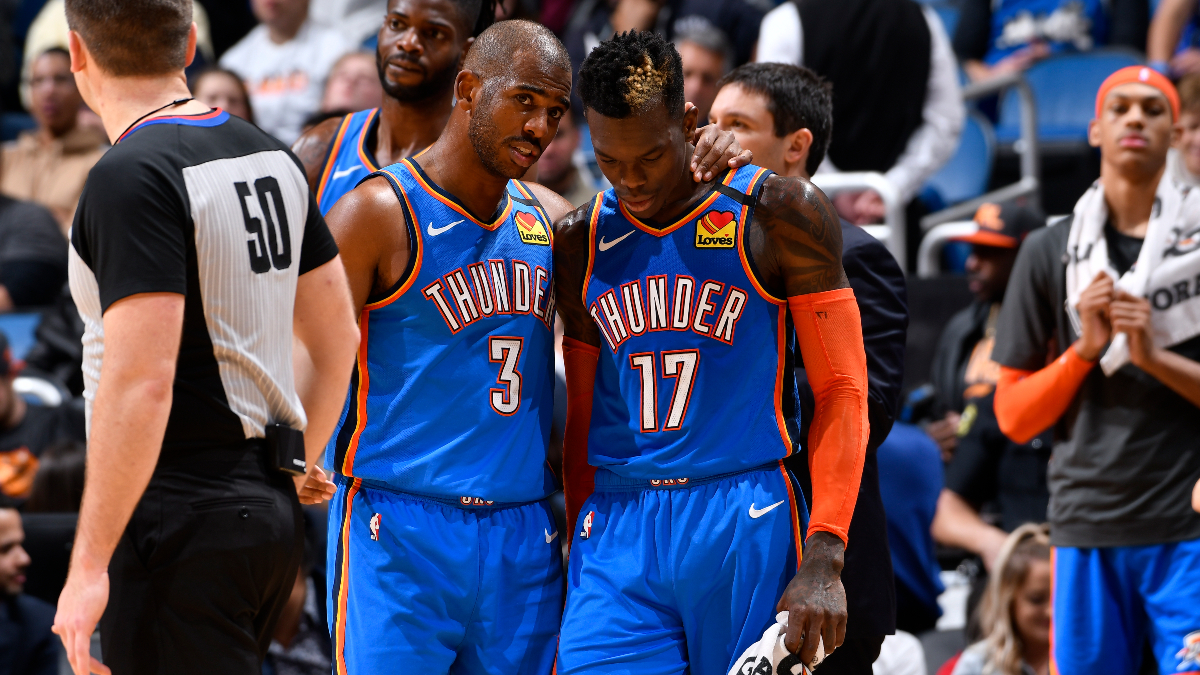 NBA Expert Betting Picks (Monday, Jan. 27): Best Bets for Magic vs. Heat, Mavericks vs. Thunder article feature image