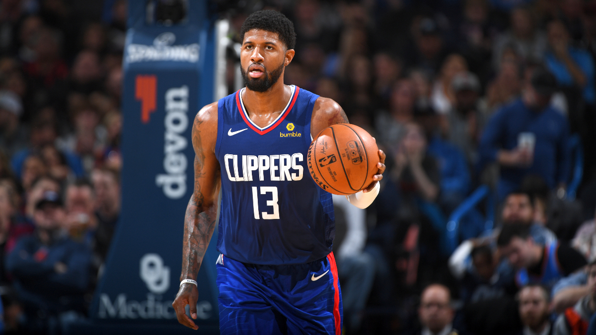 Monday's Best NBA Player Props & Betting Picks (Feb. 3): Fade Paul George vs. the Spurs article feature image