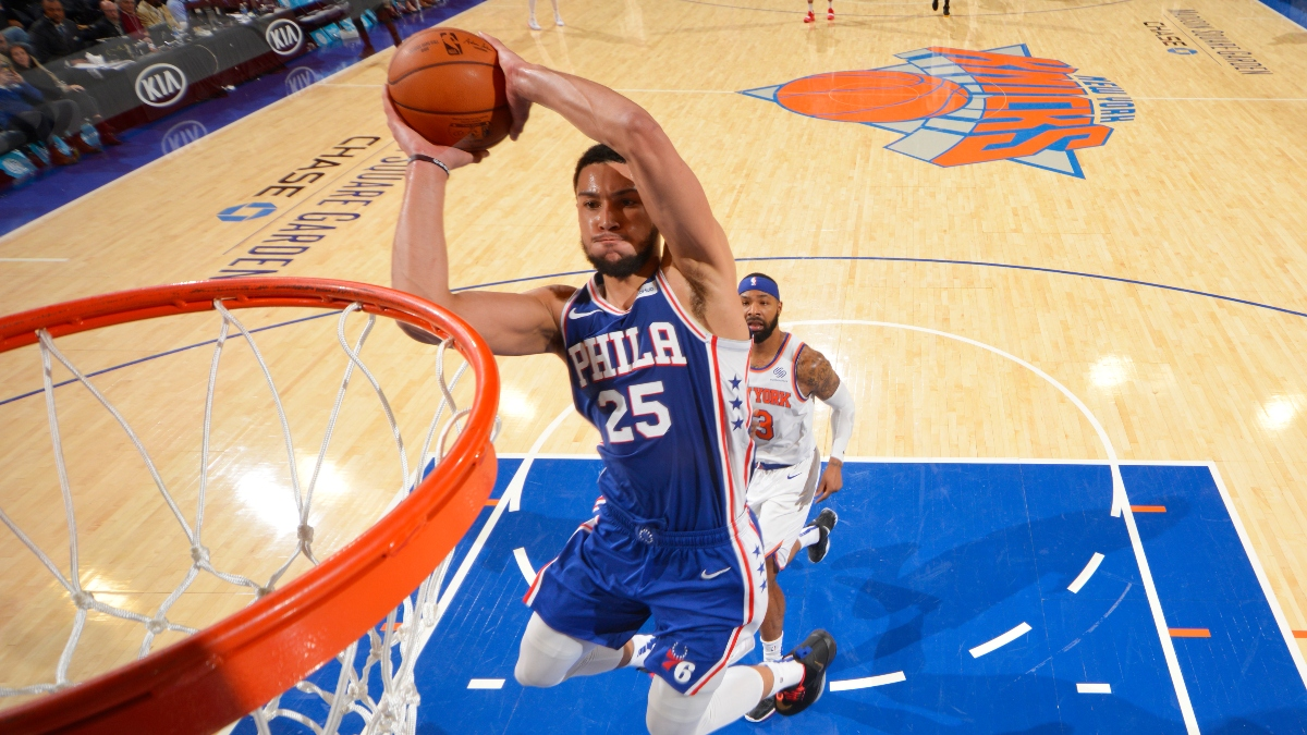 Knicks vs. 76ers Sharp Betting Pick (Jan. 18): How Pro Action Is Shaping the Spread article feature image