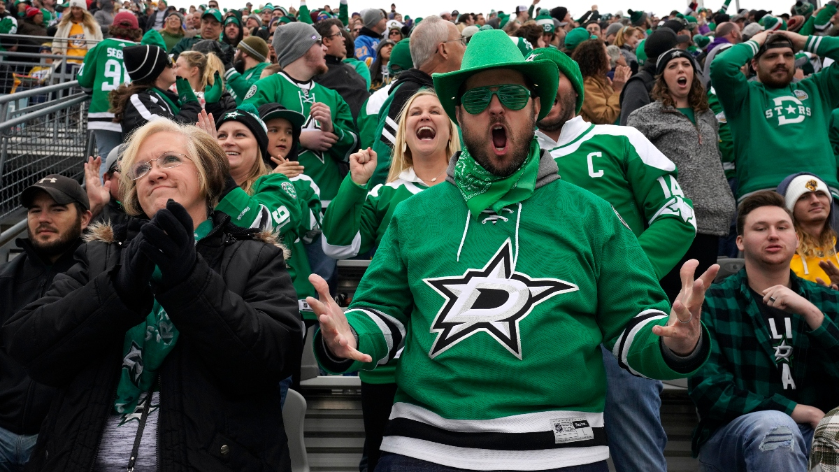 Wednesday NHL Betting Odds & Picks: How To Bet Stars vs. Maple Leafs, Flames vs. Oilers, More (Jan. 29, 2020) article feature image