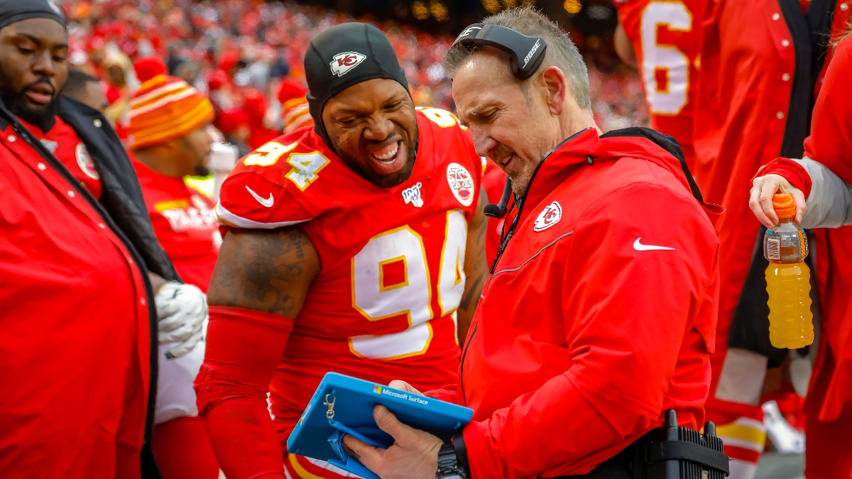 Stuckey's Super Bowl Deep Dive: Has the Chiefs' Defense Really Improved That Much Since the Bye Week? article feature image