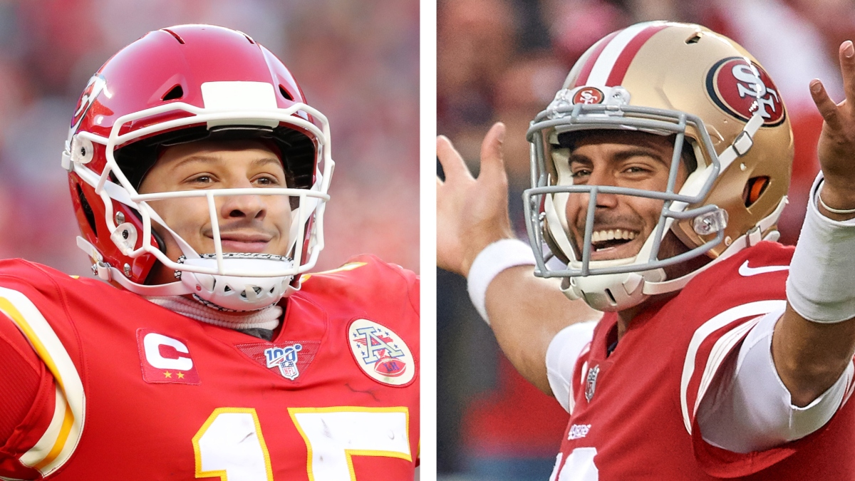 Latest Super Bowl Odds & Spread: Chiefs vs. 49ers Over/Under Continues to Rise article feature image