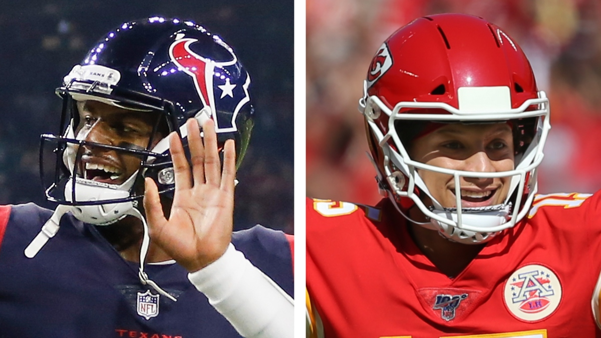 Updated Texans vs. Chiefs Betting Odds: Spread, Line & Over/Under for This NFL Divisional Round Matchup article feature image